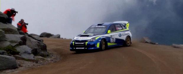VIDEO: David Higgins ne arata cum ar trebui condus un Subaru WRX STI