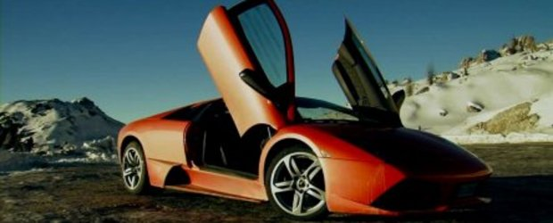Video de colectie: Lamborghini Murcielago LP640 - Dreamcar