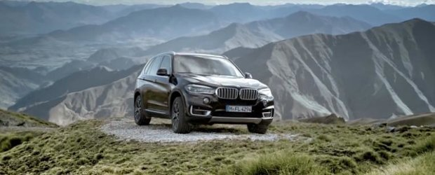 Video de prezentare a noului BMW X5 2014