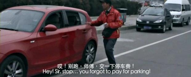Video: Doi chinezi controleaza un BMW prin intermediul unui Nokia, James Bond spioneaza