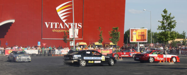 Video: Drift si show la All Star Drift 2010!