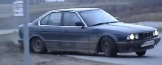 Video: Drifturi la limita pe drumurile publice!