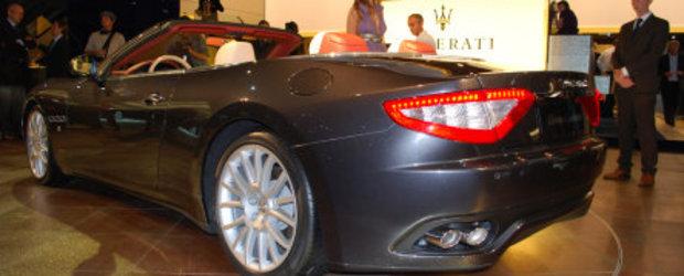 Video: Experimenteaza noul Maserati GranCabrio!