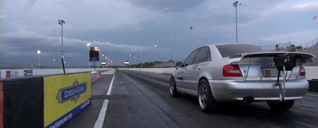 VIDEO: Fa cunostinta cu cel mai rapid Audi S4 din SUA