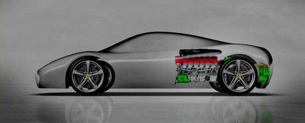 VIDEO: Ferrari dezvaluie sistemul KERS destinat viitorului Enzo