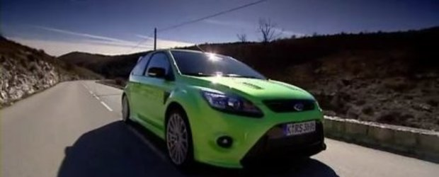 Video: Fifth Gear a testat noul Focus RS