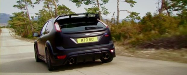 Video: Ford Focus RS500 in actiune!
