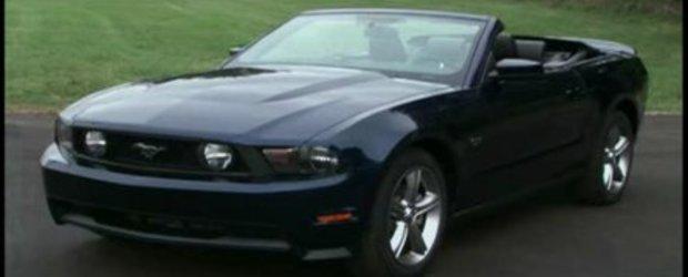 Video: Ford Mustang 2010 in detaliu