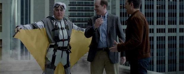 Video Funny: Jerry Seinfeld si Jay Leno se bat pentru primul exemplar al noii Acura NSX