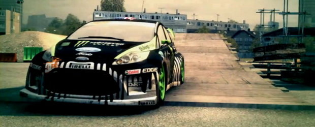 Video: Gymkhana mode este cireasa de pe tort a jocului DiRT 3!