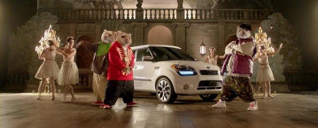 VIDEO: Hamsterii Kia revin, pun la cale sabotarea unui concert de opera