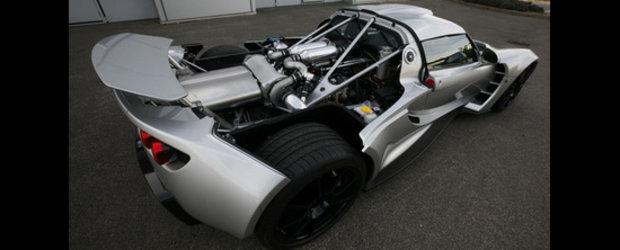 Video: Hennessey Venom GT aterizeaza in Las Vegas, la SEMA Show 2010!