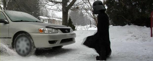 Video: Iata ce s-ar intampla daca Toyota ar crea o reclama cu Darth Vader