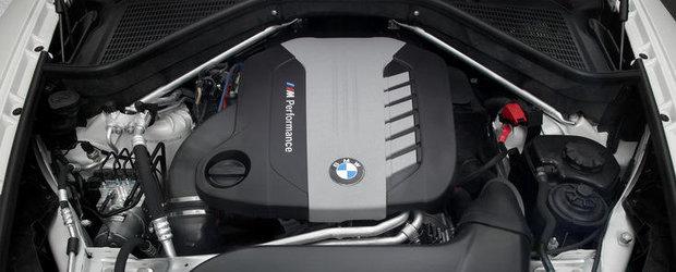 VIDEO: Iata cum functioneaza motorul tri-turbo diesel de la BMW!