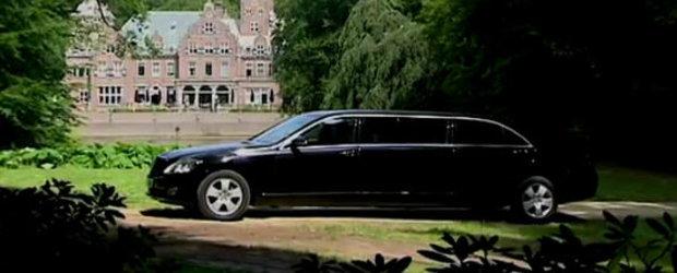 VIDEO: Iata cum iau nastere limuzinele RemetzCar