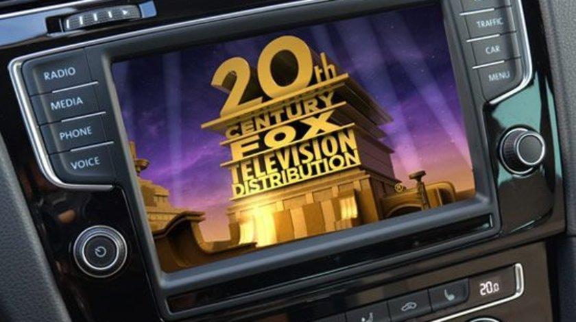 Video In Motion Filme in mers Volkswagen si Skoda modelele noi
