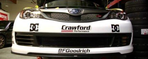 Video: Ken Block ne prezinta noua sa masina