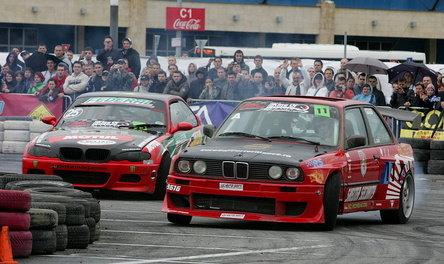 VIDEO! King of Europe Cluj - finala unei etape de Campionat International