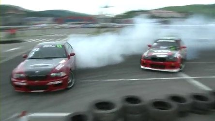 Video: King Of Europe Drift 2010 - Cluj, Romania