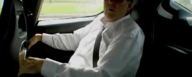 Video: La bordul noului Aston Martin Rapide