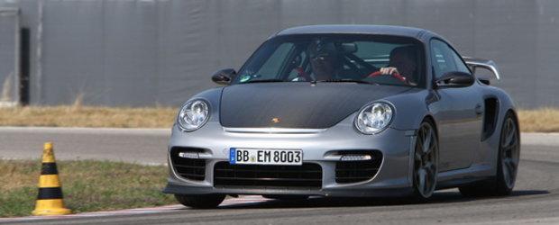 Video: La bordul noului Porsche 911 GT2 RS!