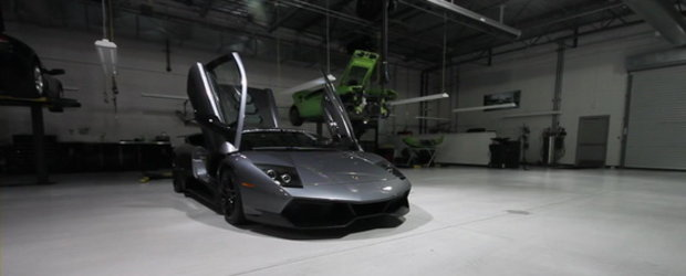 Video: Lamborghini Murcielago LP670-4 SV - Aspect agresiv si performante la superlativ!