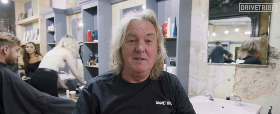 VIDEO: Masina pe care James May ar conduce-o pentru tot restul vietii sale
