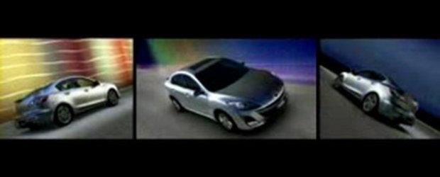 Video: Mazda3 Sedan - Promo