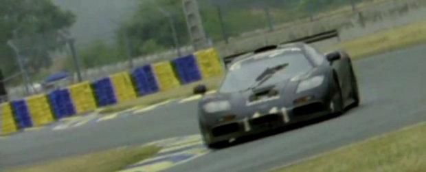 Video: McLaren anunta noul MP4-12C GT3 intr-un teaser incitant!