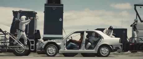 VIDEO: Mercedes a scos cel mai tare spot pentru C-Class. Trebuie sa il vezi neaparat!
