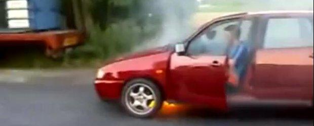 Video: moarte unui Seat Toledo