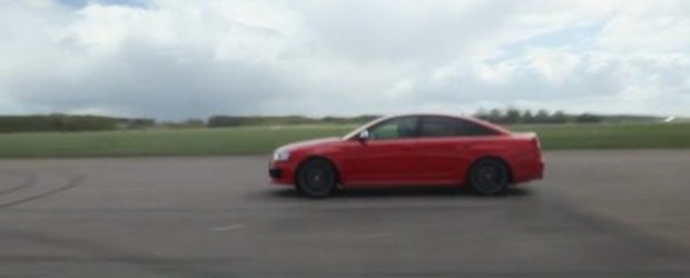 Video: MTM RS6 in actiune