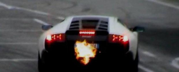 Video: Murcielago LP670-4 SV - Perfect pentru gatit!