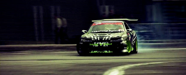 VIDEO: Nigel Colfer promite spectacol total la Drift Grand Prix of Romania