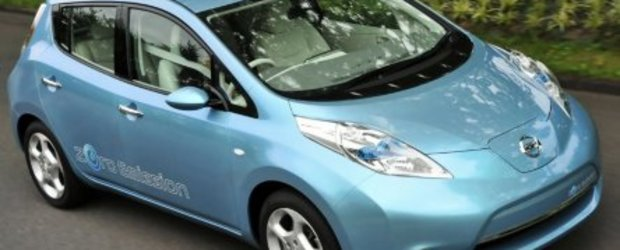 Video: Nissan LEAF in detaliu