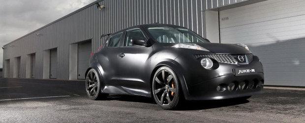 VIDEO: Nissan ne reaminteste de al sau nebunesc Juke-R