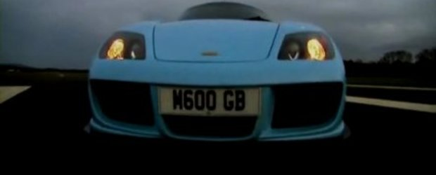 Video: Noble M600 la Top Gear!