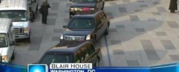 Video: Noua limuzina a lui Obama