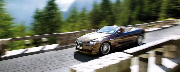 VIDEO: Noul Alpina B6 Bi-Turbo ne dezvaluie din secretele sale