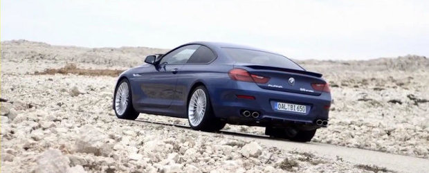 VIDEO: Noul Alpina B6 Bi-Turbo ni se dezvaluie in detaliu