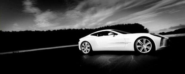 Video: Noul Aston Martin One-77 este o adevarata opera de arta!