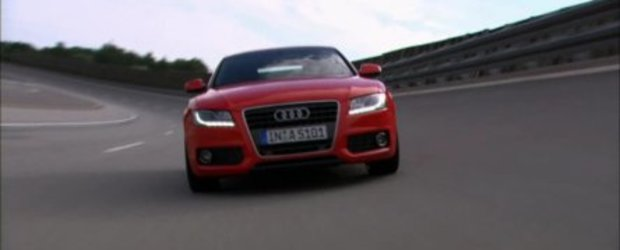 Video: Noul Audi A5 Sportback in detaliu