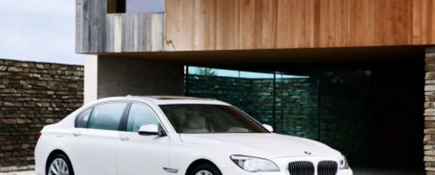 Video: Noul BMW 760Li in detaliu