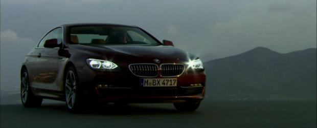 Video: Noul BMW Seria 6 Coupe se prezinta in detaliu!