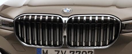 VIDEO: Noul BMW Seria 7 are o grila frontala cu 40% mai mare ca sa compenseze anumite lipsuri are proprietarilor