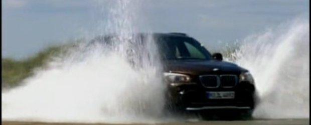 Video: Noul BMW X1 in detaliu