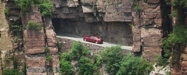 VIDEO: Noul Cadillac ATS ne plimba prin China, Maroc, Monaco si Patagonia