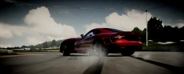 VIDEO: Noul Dodge Viper debuteaza in Forza Motorsport 4