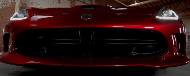VIDEO: Noul Dodge Viper ne dezvaluie cateva dintre secretele sale