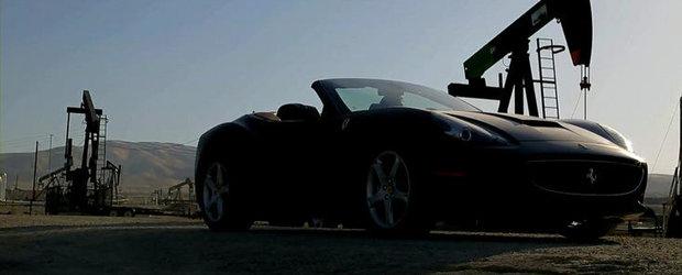 VIDEO: Noul Ferrari California porneste in cucerirea Californiei